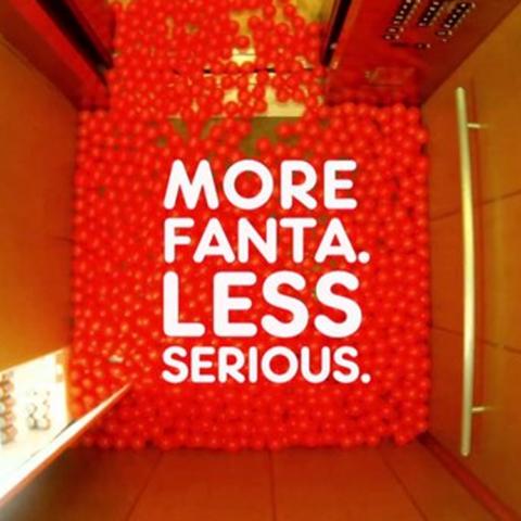 Fanta • Lift and Laugh