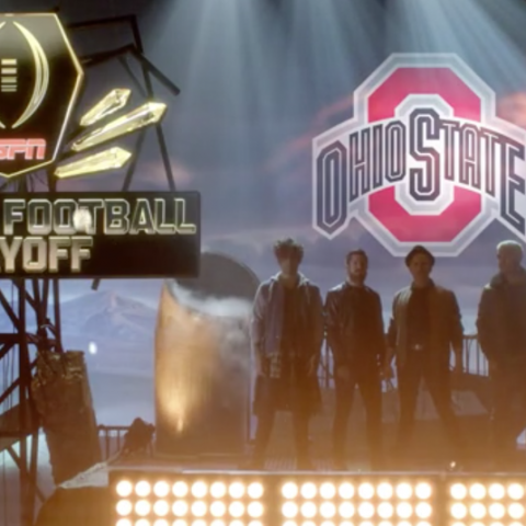 ESPN • FOB • College Football Playoffs • Art Director