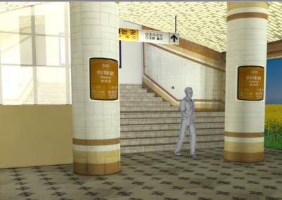 Samsung 3D Korean Subway Render2