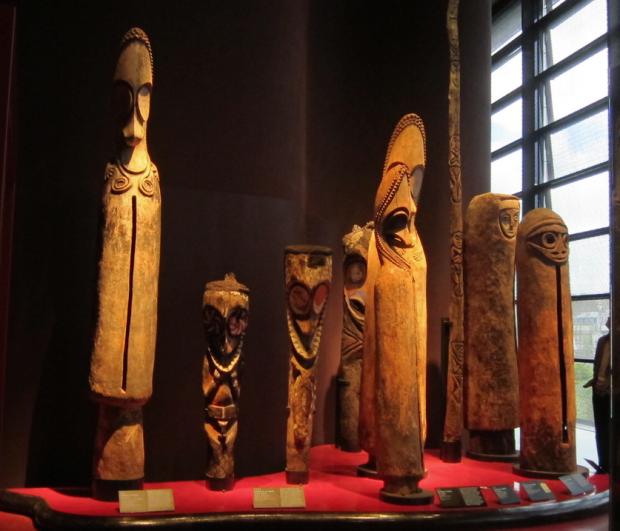 Musée du quai Branly.