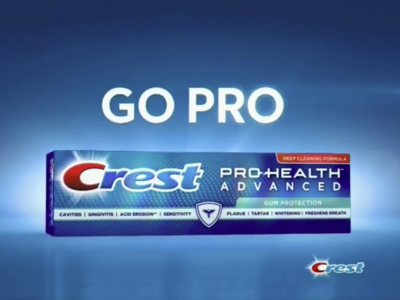 Crest Pro-Health Advanced • Like an Apple
