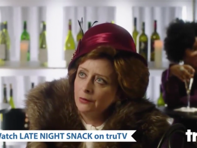 Late Night Snack • Rachel Dratch • Cornelia