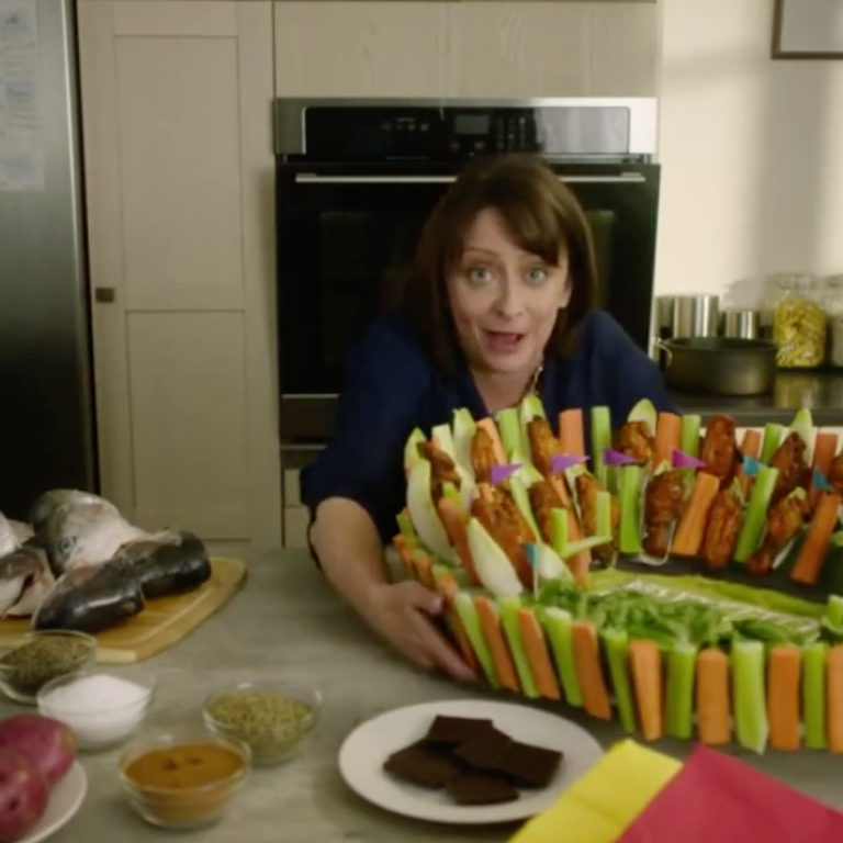 Late Night Snack • Rachel Dratch • Game Day