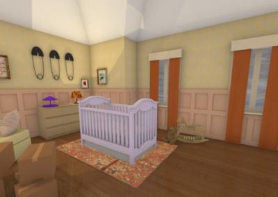 Sitter • Nursery Render2