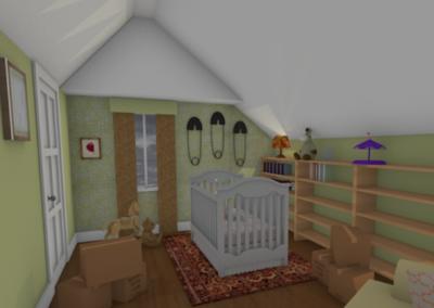 Sitter • Nursery Render1b