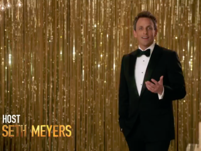 Golden Globes 2018 Promo • Seth Meyers