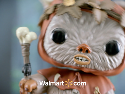 Walmart • Star Wars • Jedi Training Tip