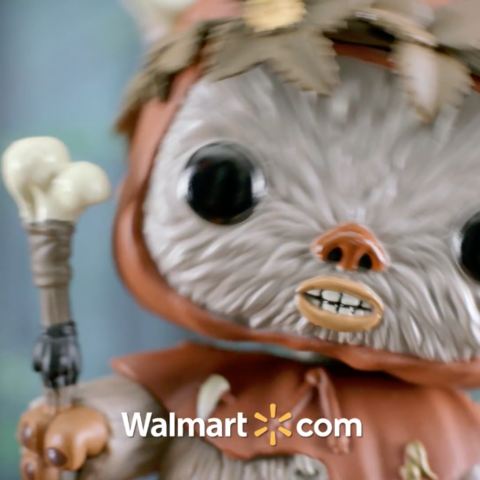 Walmart • Star Wars • Jedi Training Tip
