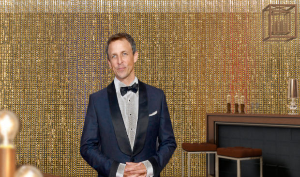 2018 Golden Globes Promo with Seth Meyers