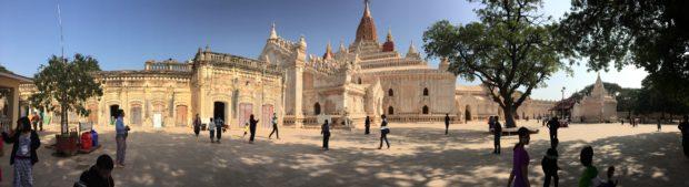 Bagan - Ananda Temple - Mandalay - Myanmar (Burma)