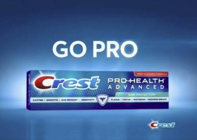 Crest • Pro Health