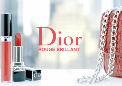Dior • Rouge Brillant